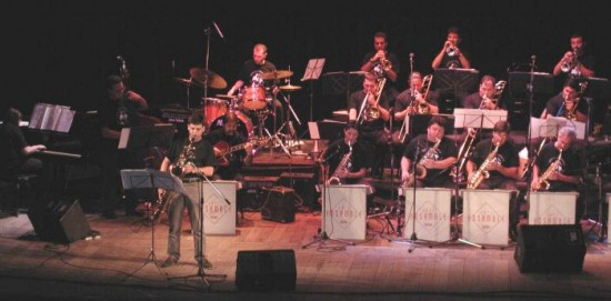 jazz ensamble big band